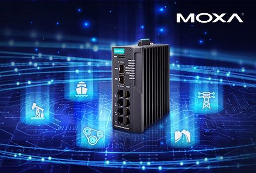 Nueva serie EDR-G9010: enrutador industrial seguro de Moxa todo en uno para proteger aplicaciones industriales