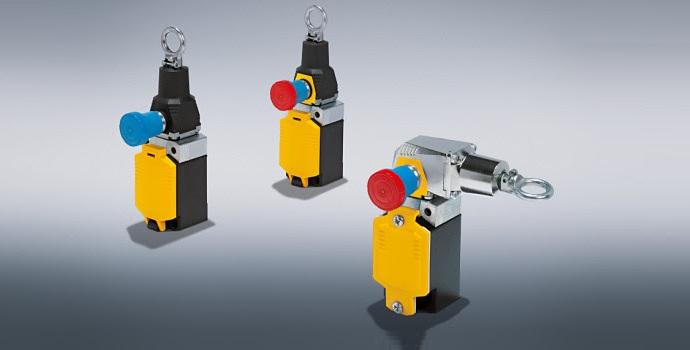 PSENrope mini de Pilz: mayor seguridad sin paradas para cintas transportadoras en movimiento