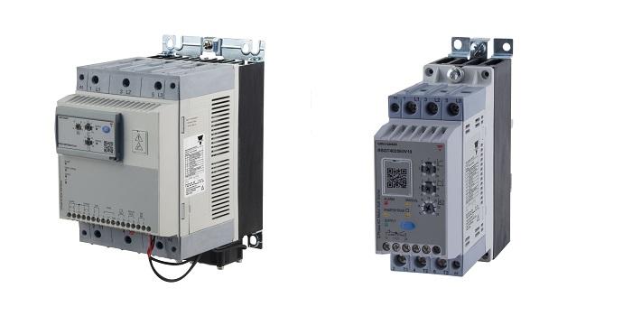 SERIE RSGT: arrancadores suaves de 3 fases con algoritmo de autoaprendizaje para motores de inducción de CA trifásicos hasta 90A